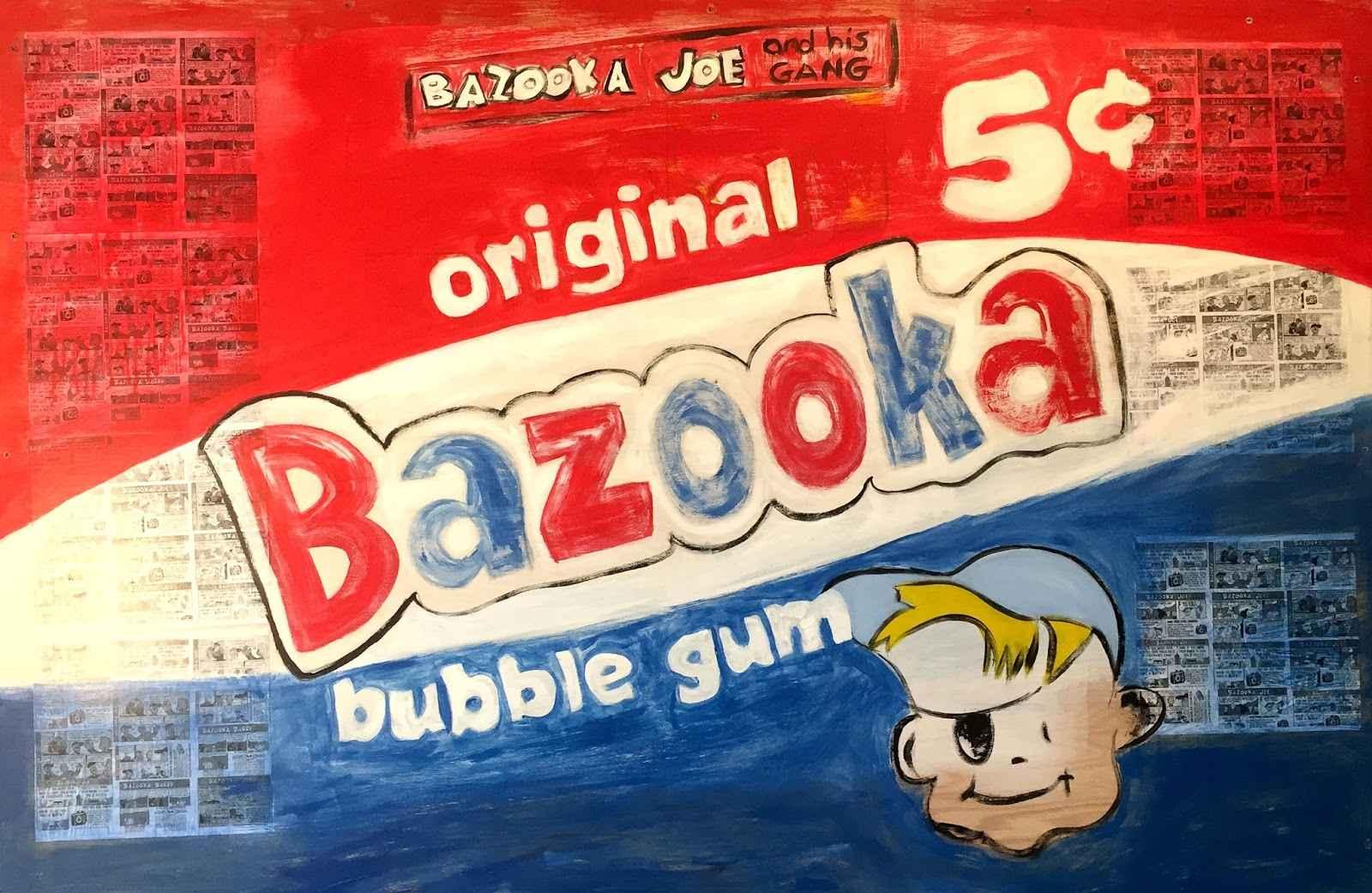 Bazooka  by  David Morico - Featured Artist 2018