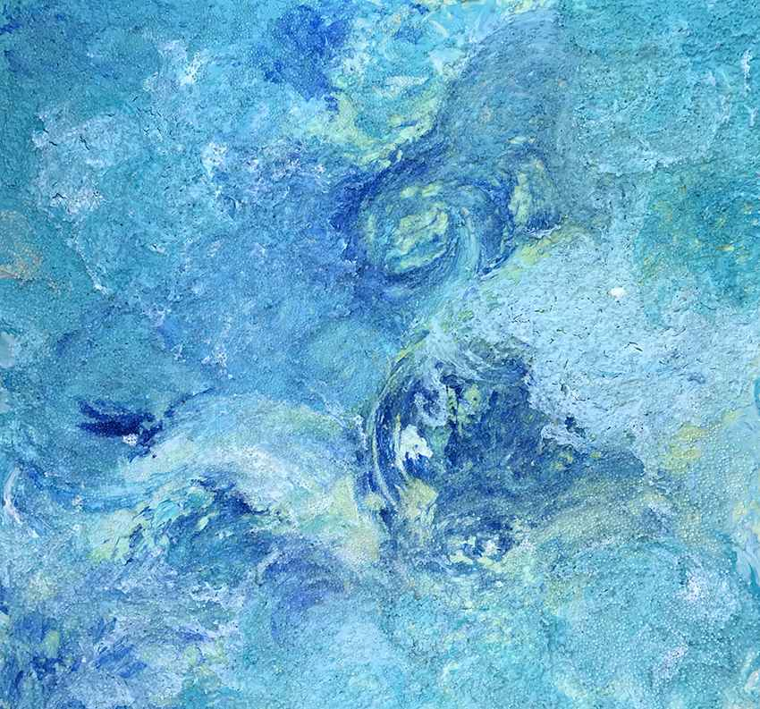 Sea  by  Charlotte Sabbagh