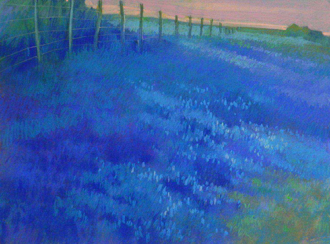 Twilight Blue by Ms Kathleen Cook - Masterpiece Online