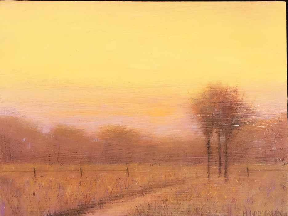 Autumn on Middle Road by  Mary Sipp Green - Masterpiece Online