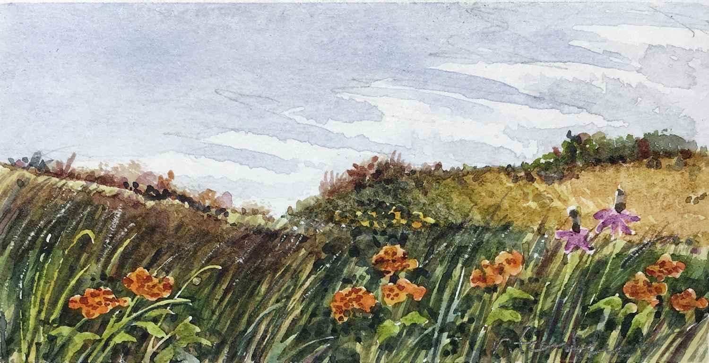 Orange by  Ralph Fontenot - Masterpiece Online