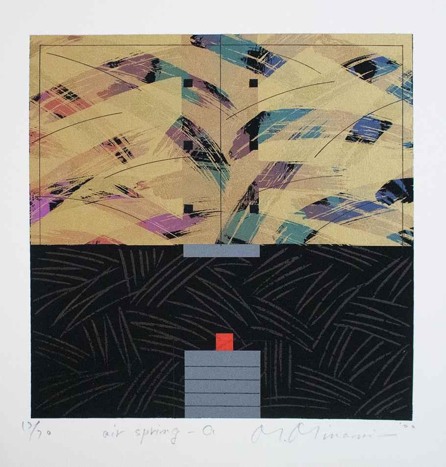 Air Spring G by  Masao Minami - Masterpiece Online