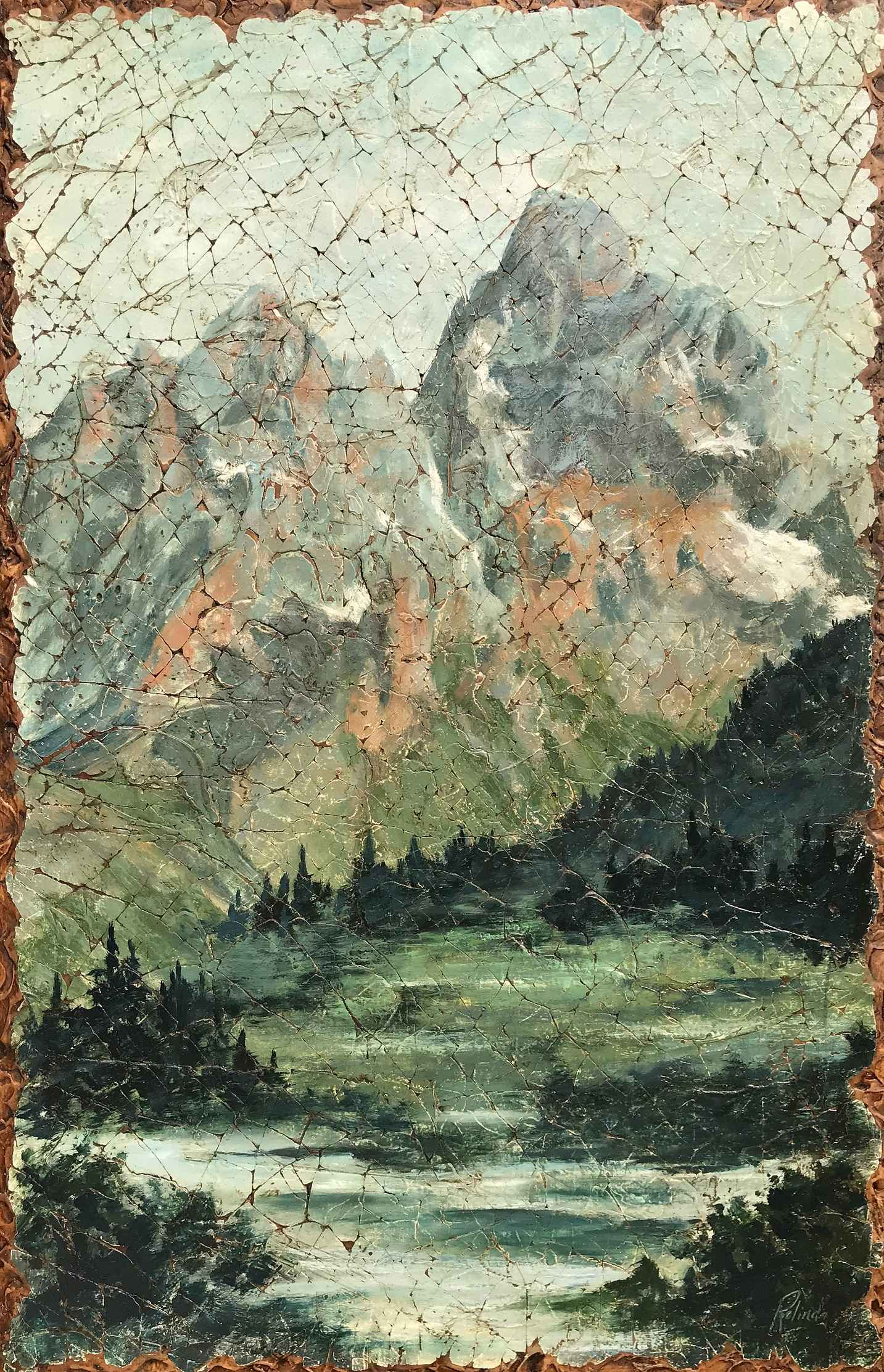Climbing The Ladder by   Rolinda - Masterpiece Online