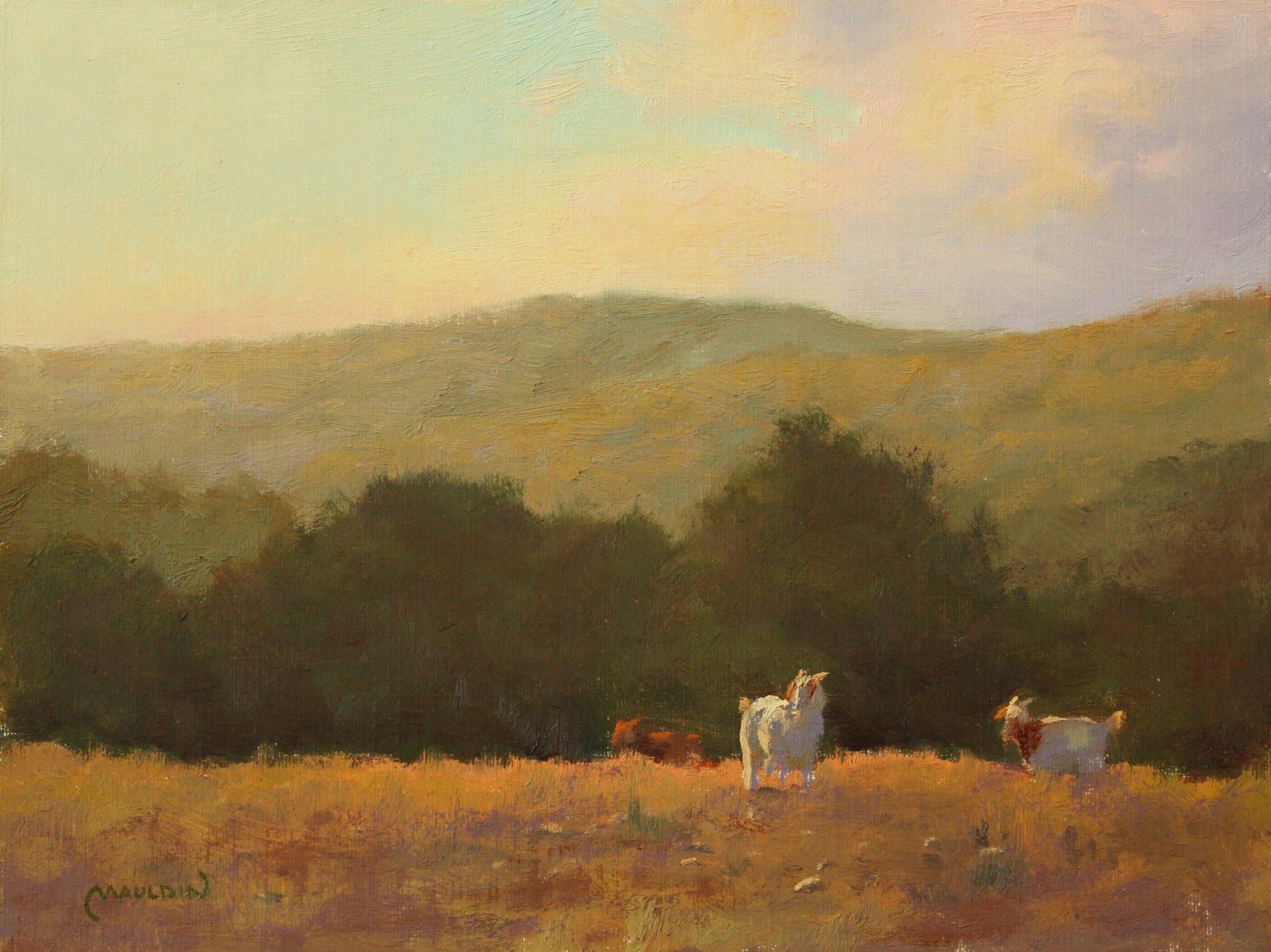 Evening Snack by  Chuck Mauldin - Masterpiece Online