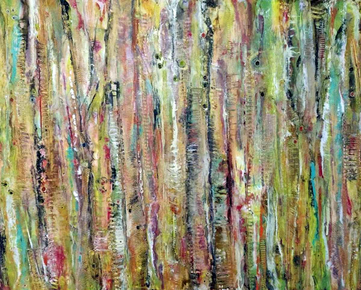 I Once Was a Tree by  Terri Lockwood - Masterpiece Online