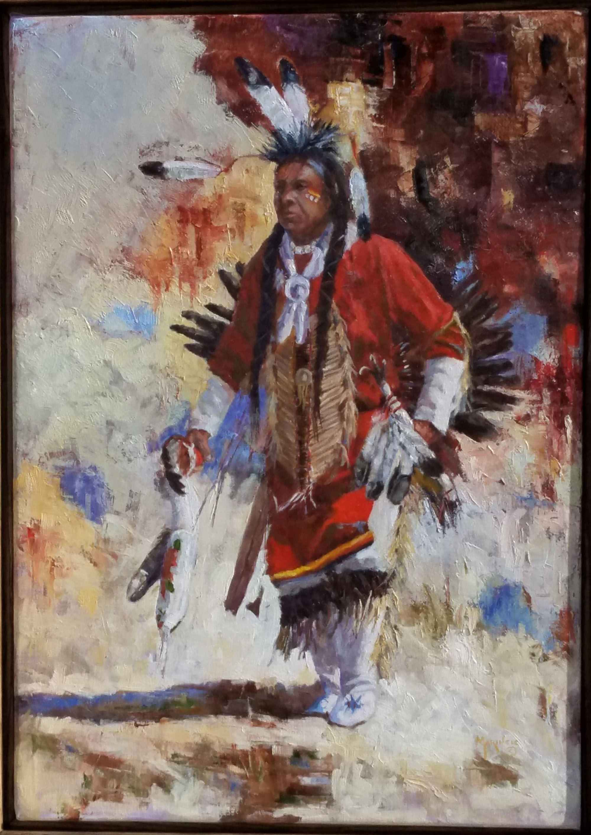 Shoshoni Rose by  Donnie Marincic - Masterpiece Online