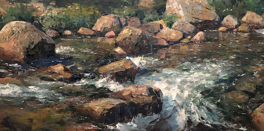 High Country Stream