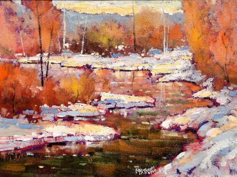 Winter Colors by  Neil Patterson - Masterpiece Online