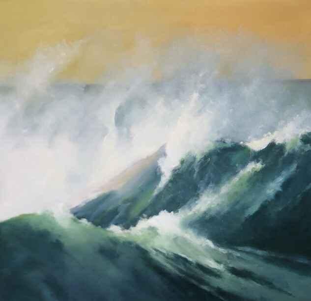 Breaking Wave IV by  Frank Ferrante - Masterpiece Online