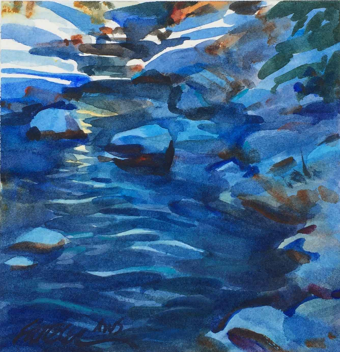 Gore Creek#2 by Mr. & Mrs. Gerald Fritzler - Masterpiece Online