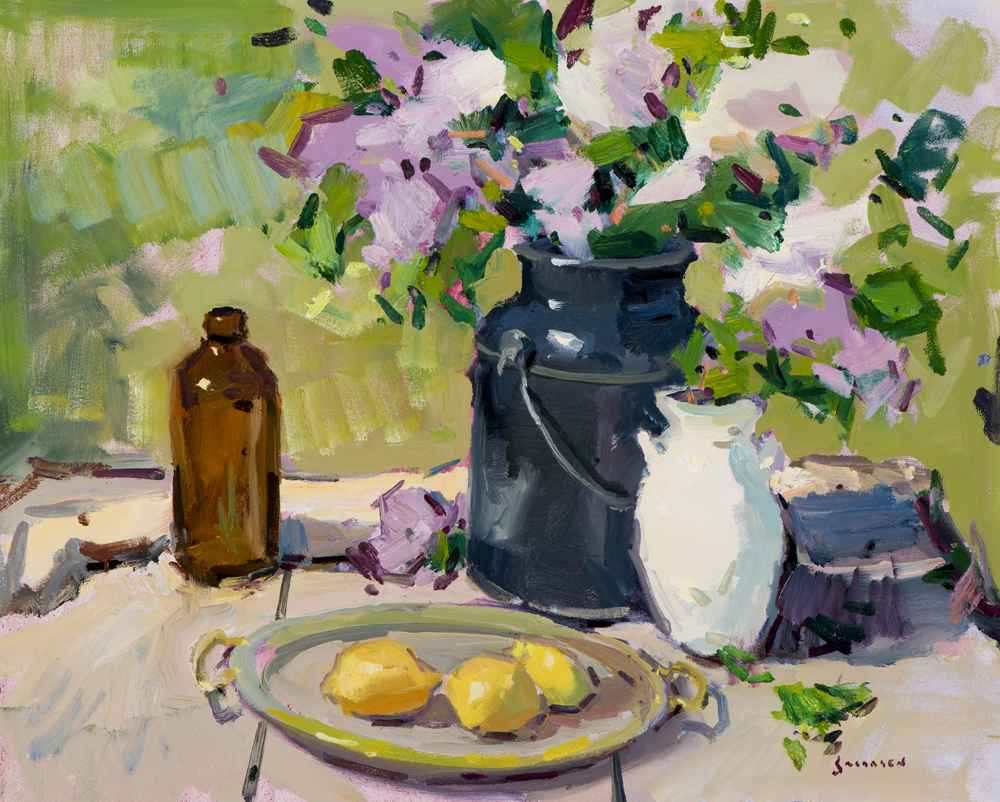 Outdoor Still Life by  Eric Jacobsen - Masterpiece Online