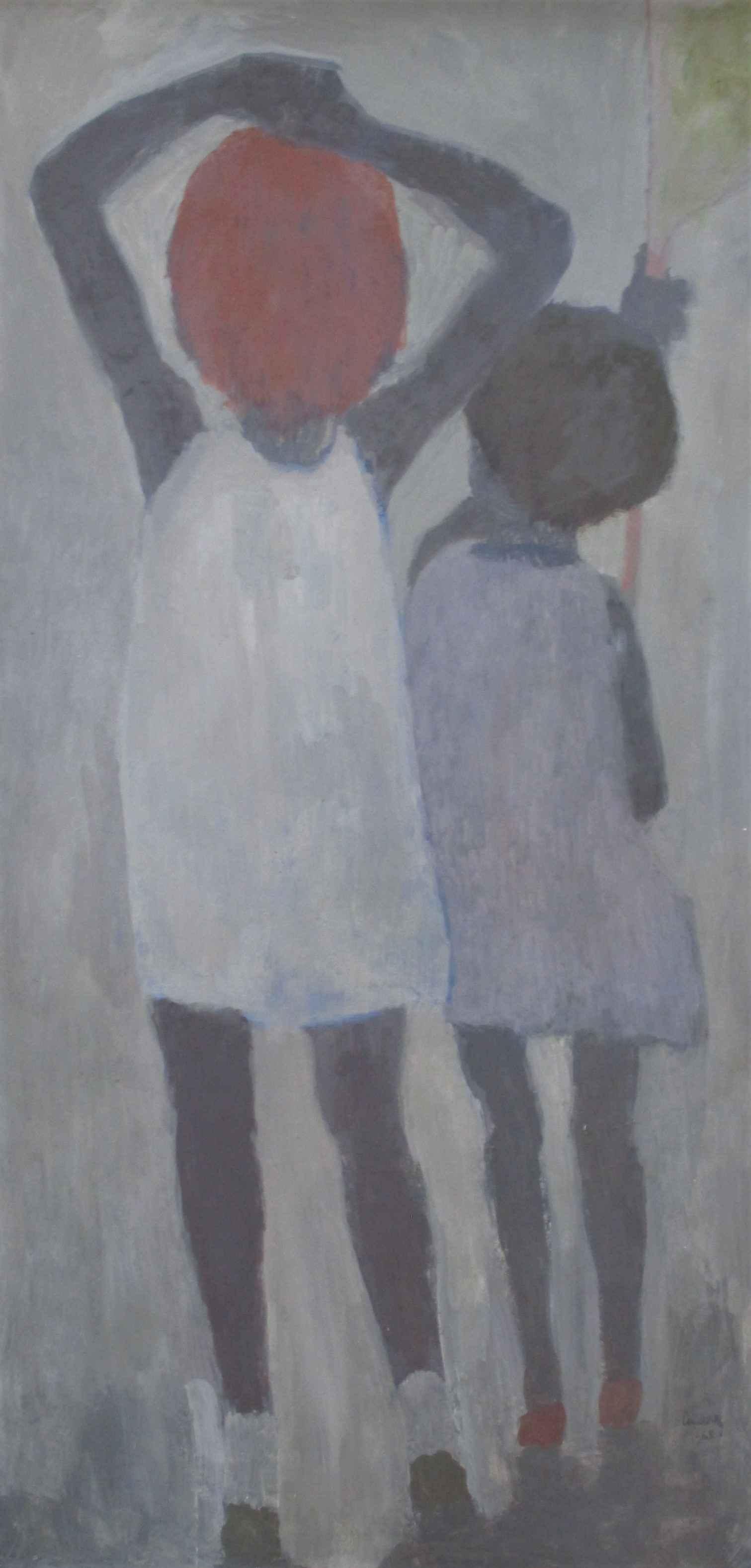 Unknown (Girls) by  William Cumming - Masterpiece Online