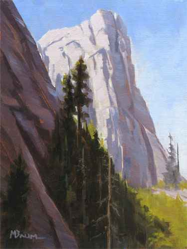 Soaring Cliffs at Zion represented  by  Michael Baum