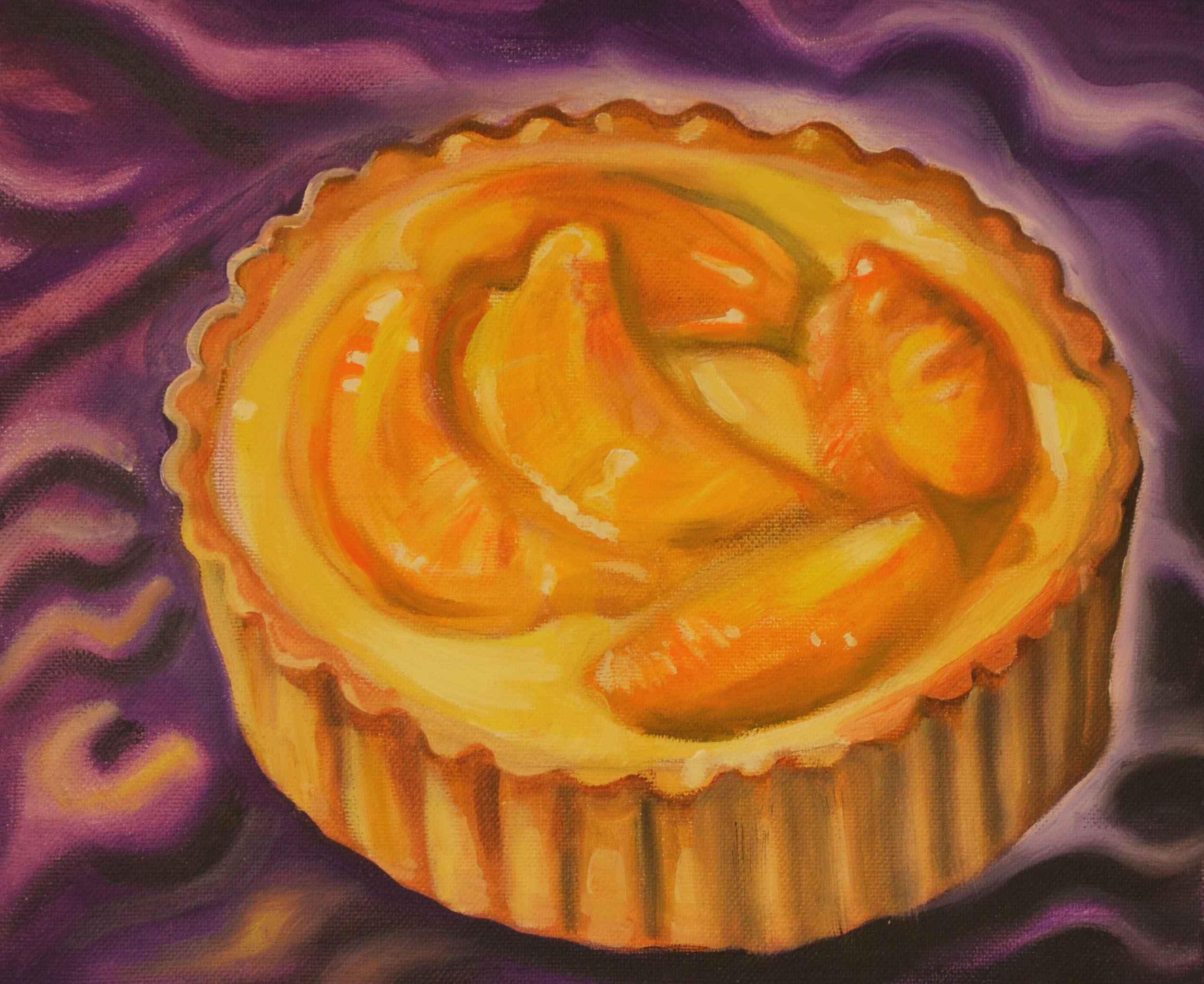 Tarte aux abricots by Ms. Rebecca Vincenzi - Masterpiece Online