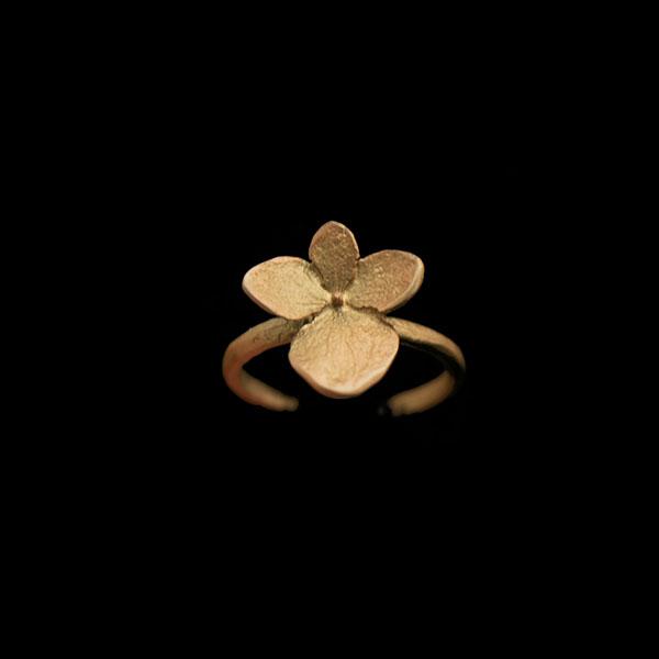 Hydrangea - Adjustable Ring