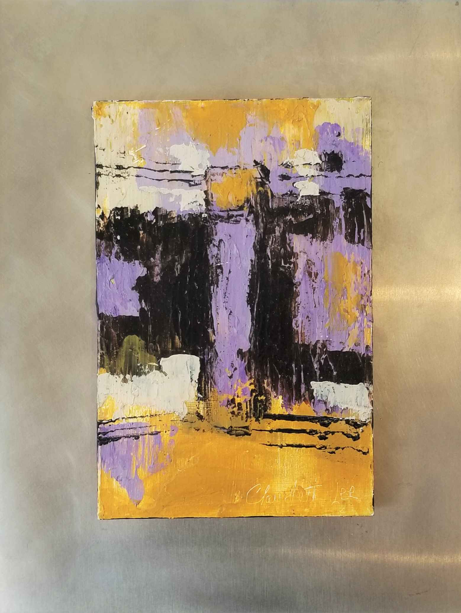 Abstract 3 by  Claudette Lee-Roseland - Masterpiece Online