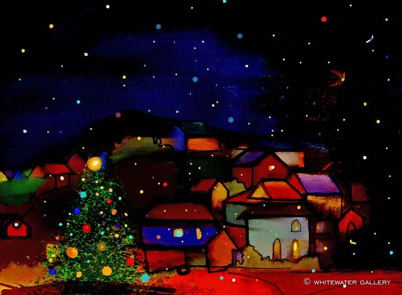 Christmas Time Polzea... by  Charity Christmas Cards - Masterpiece Online