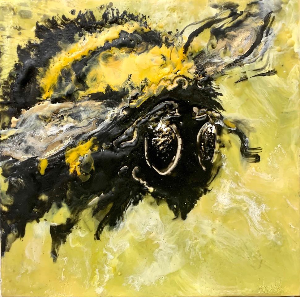 Key Lime by  Kathy Bradshaw - Masterpiece Online