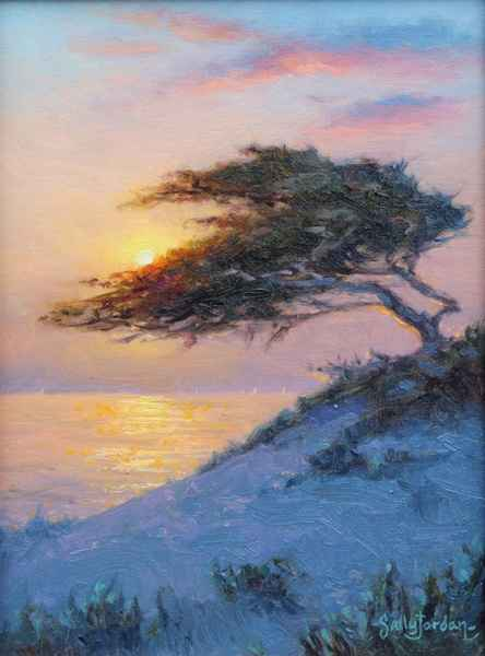 Windblown by  Sally  Jordan - Masterpiece Online