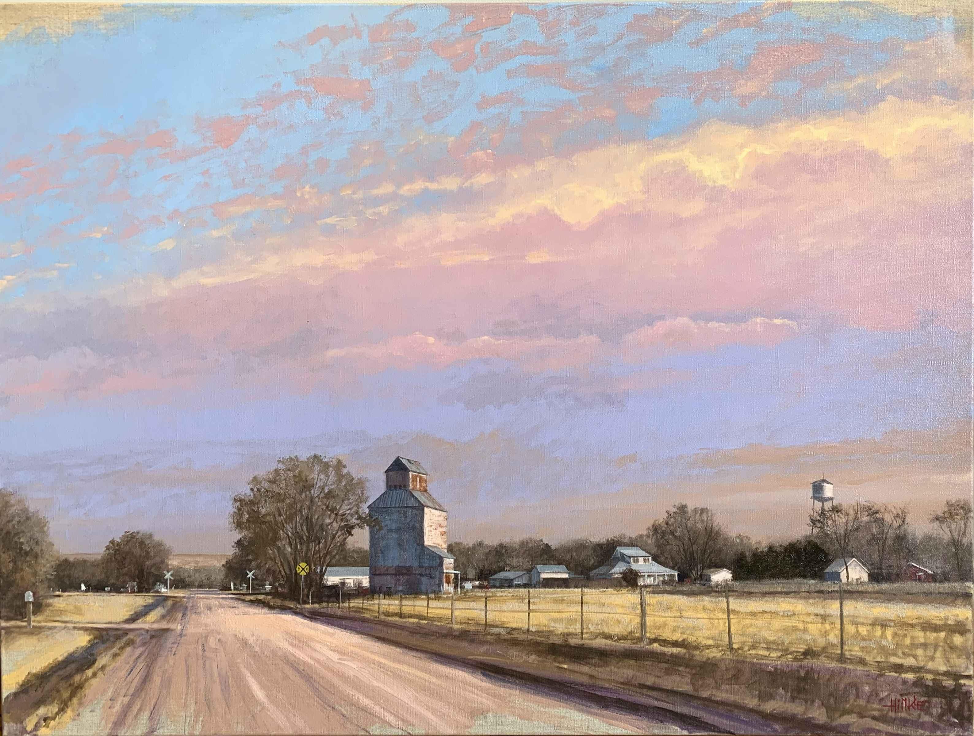 Sunrise: Norwich, Kan... by  Brian Hinkle - Masterpiece Online