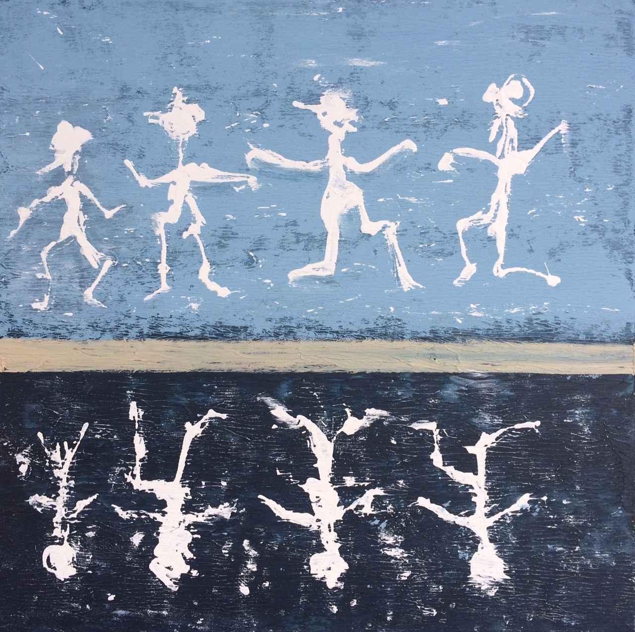 Dancing Clouds #8 by  Steve Lyons - Masterpiece Online
