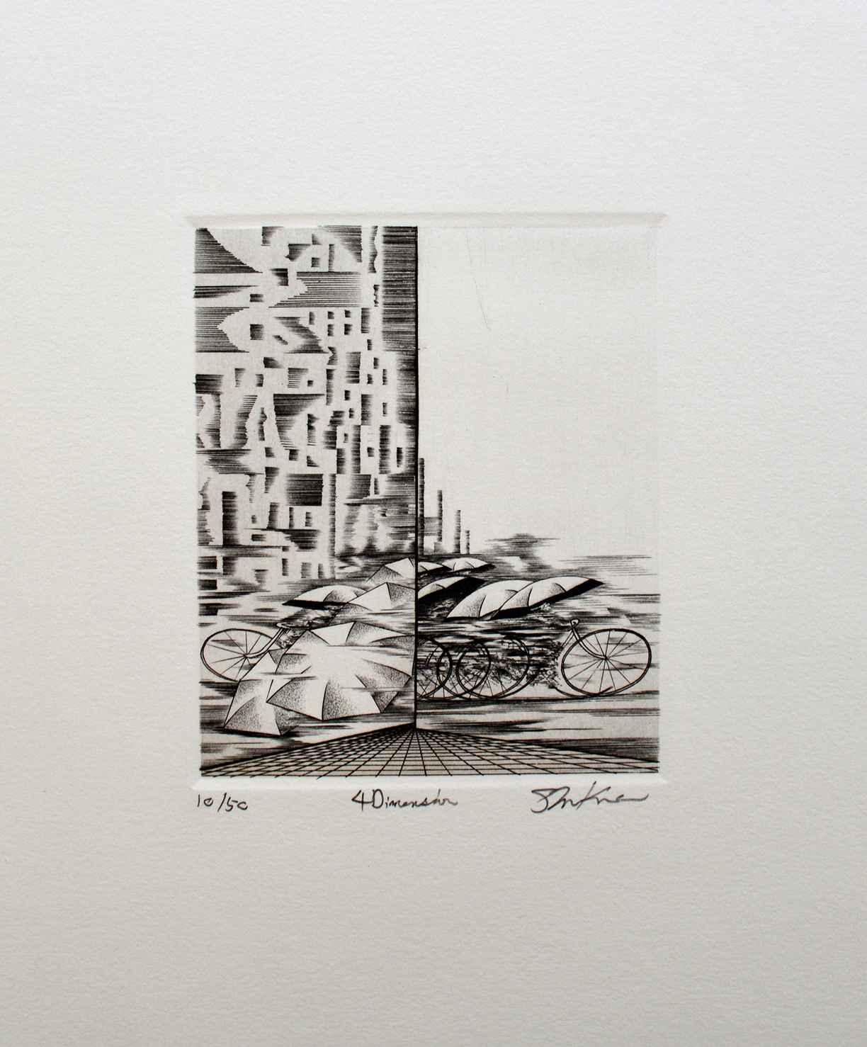 4 Dimension by  Shigeki Kuroda - Masterpiece Online