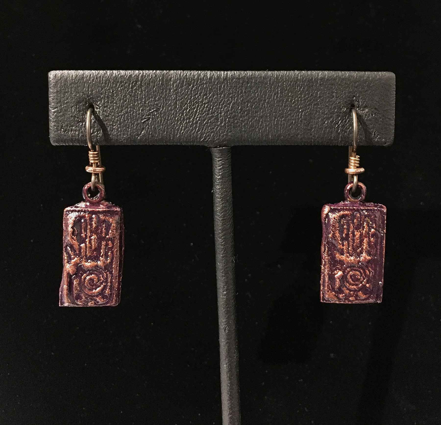 PHC 10 - Hand Earrings represented  by   Artisan Jewelry