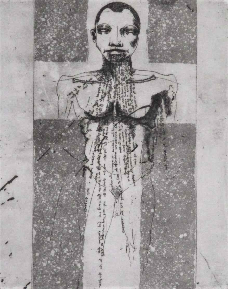 Untitled ( Male figur... by  Eric Stotik - Masterpiece Online