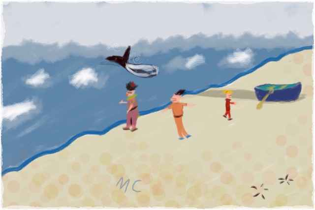 Whale Watching by  Martha Coaty - Masterpiece Online
