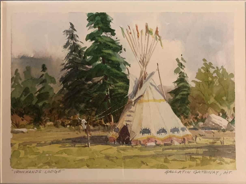 Ironhands Lodge by Mr. & Mrs. Robert Pummill - Masterpiece Online