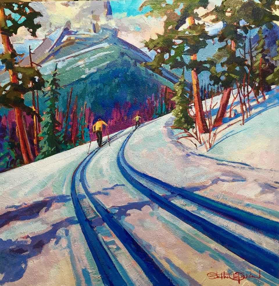 Nordic by  Stephanie Gauvin - Masterpiece Online