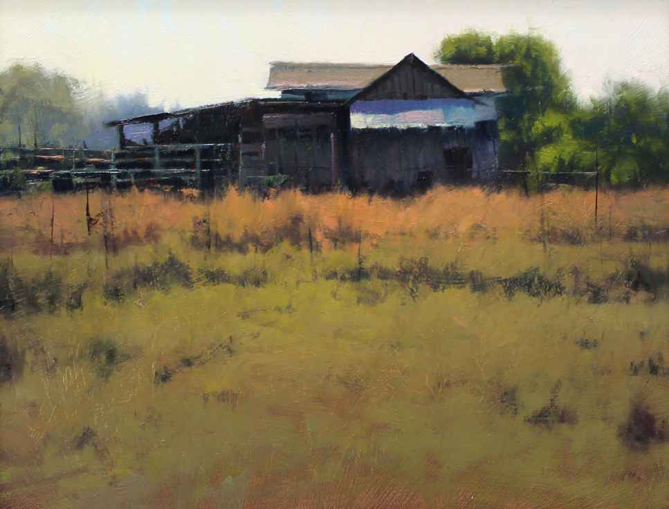 Tin Roof  by  Kevin Courter