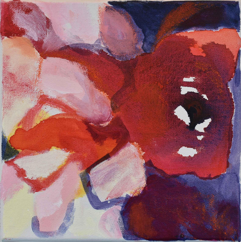 Red Blue I by  Jeanne Jones - Masterpiece Online