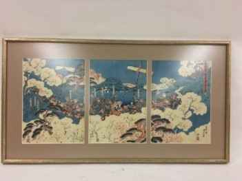 JAPANESE PRINT by    - Masterpiece Online