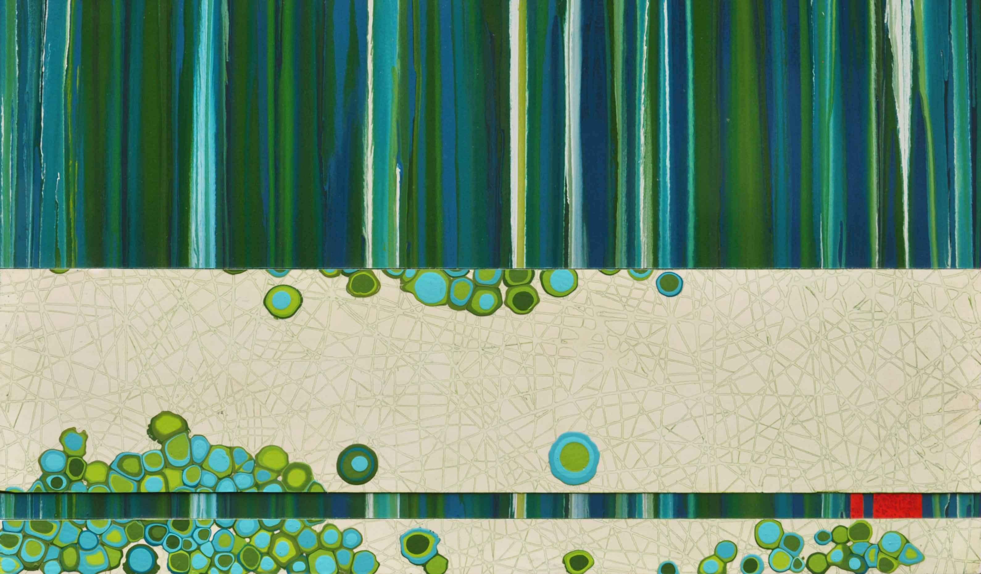 Tip Toe Through the M... by  Susie White - Masterpiece Online