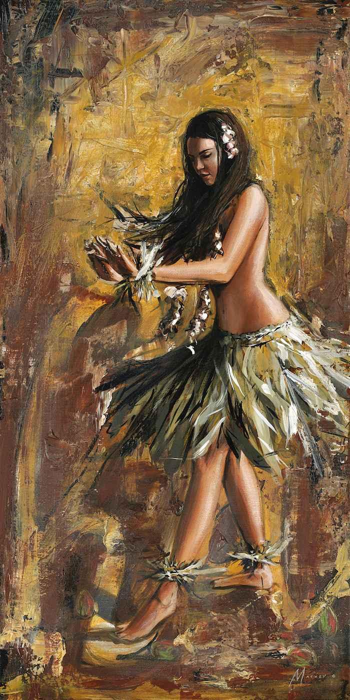 Hula Love by  Shawn Mackey - Masterpiece Online