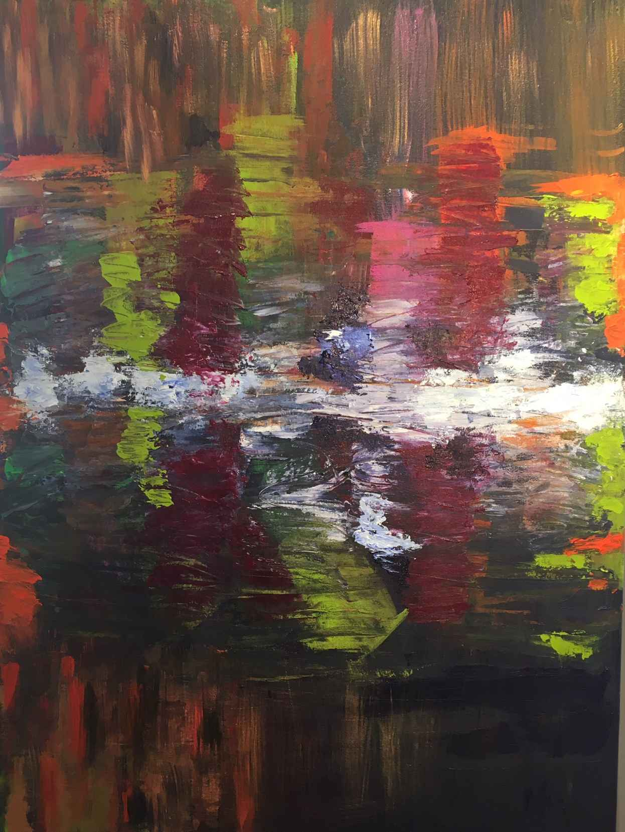Sound Waves by  Mia Walker - Masterpiece Online