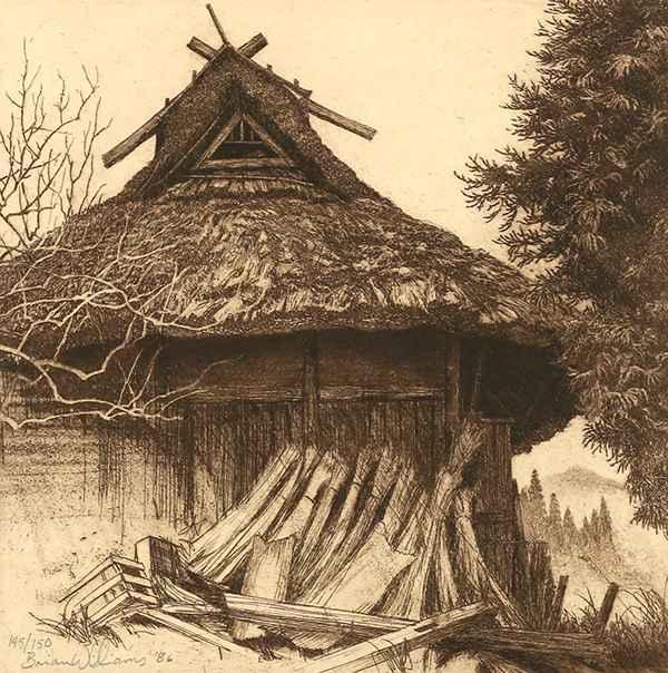 Miyama Thatch by  Brian Williams - Masterpiece Online
