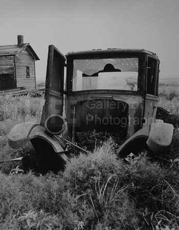 Abandoned Truck by  Alfred Eisenstaedt - Masterpiece Online