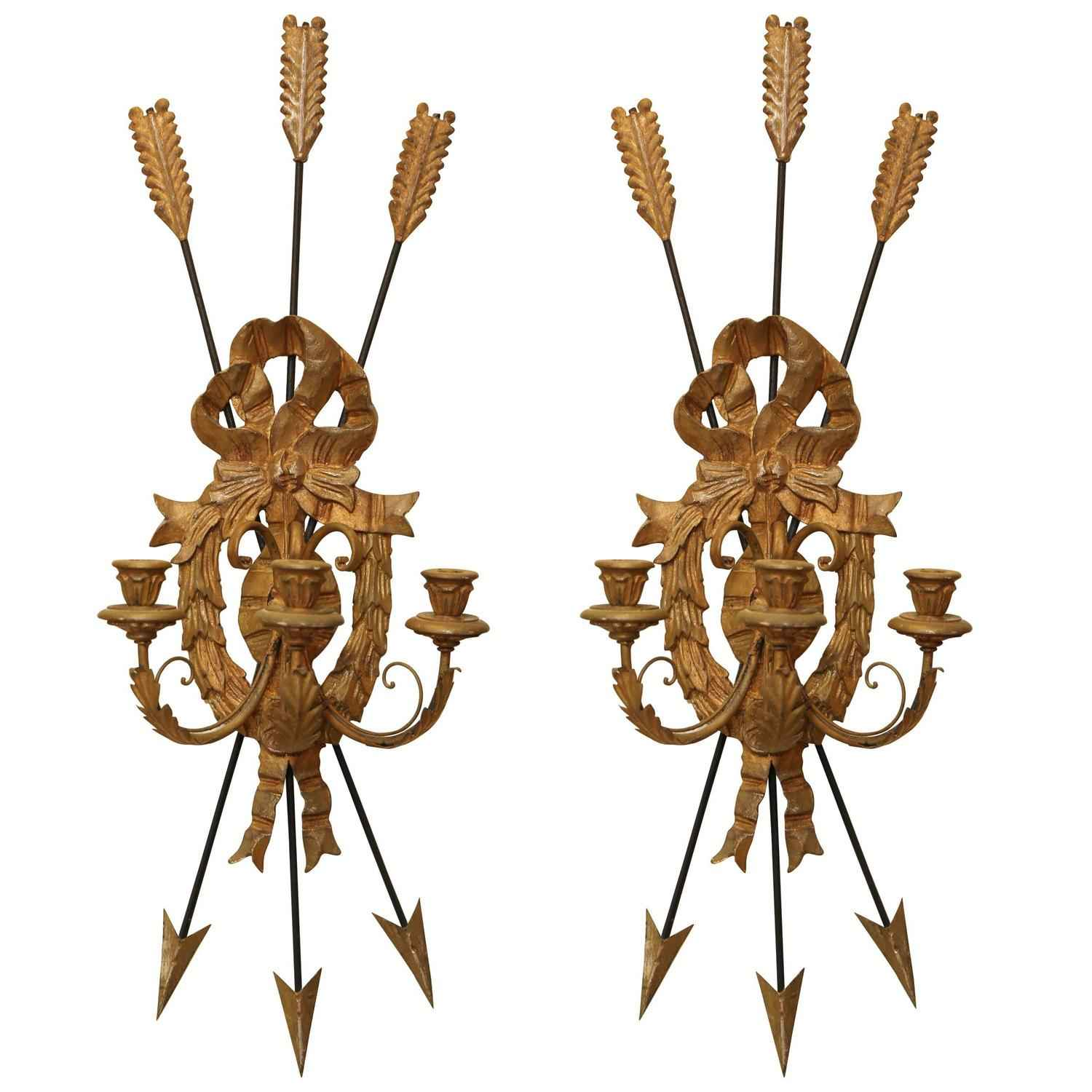 Pair of Italian Carve... by  Italian  - Masterpiece Online