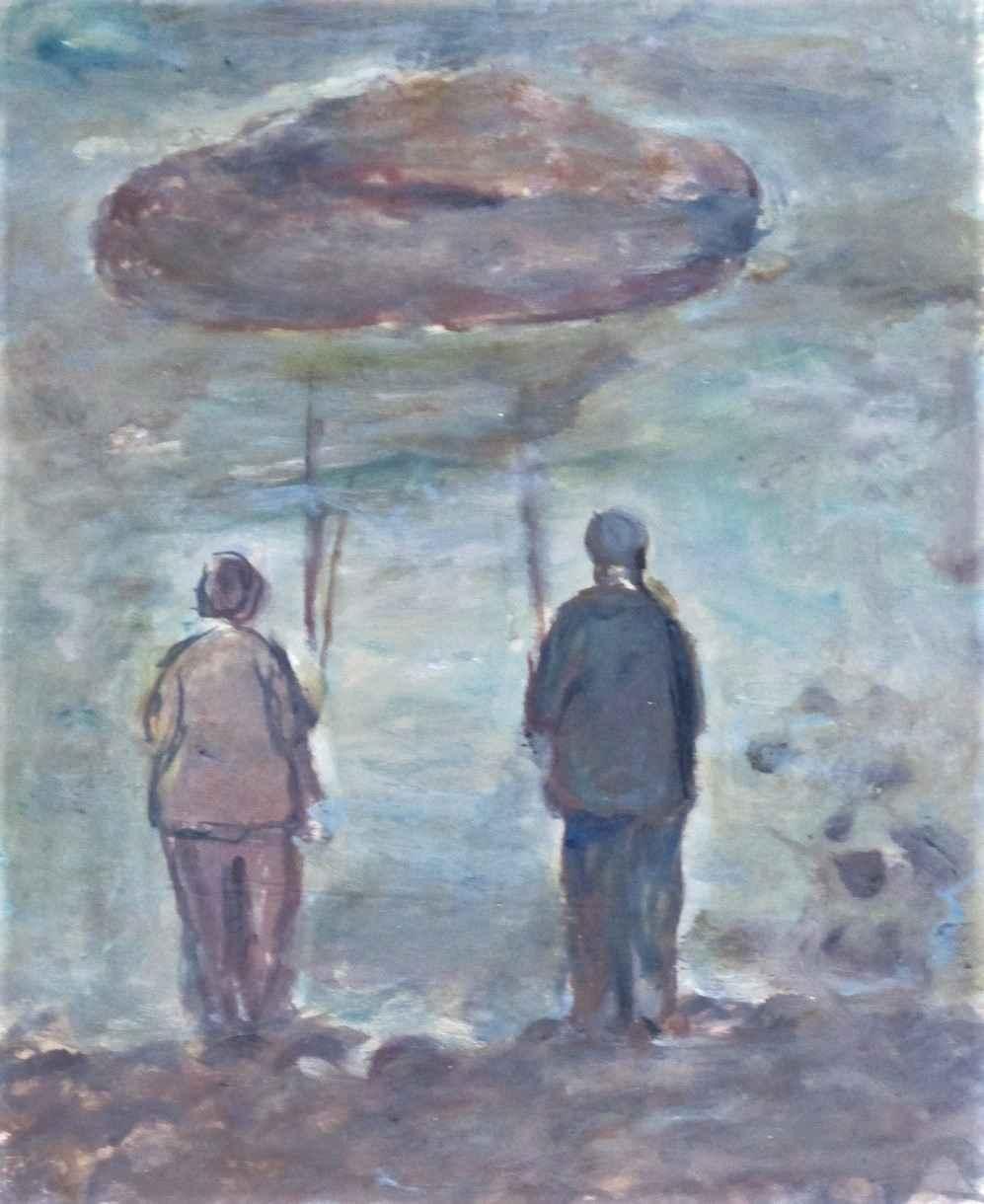 Surf Fisherman by  Arthur Runquist - Masterpiece Online