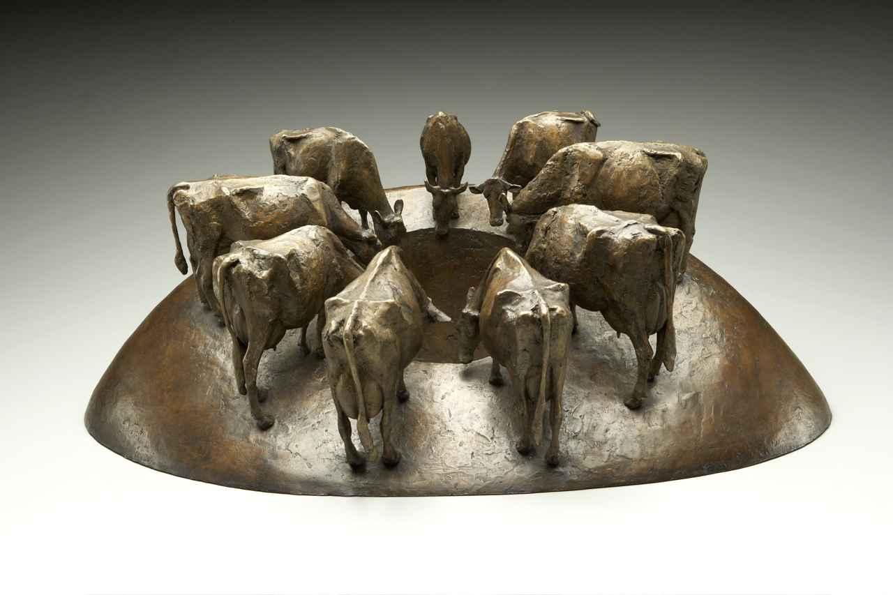 Watering Hole by  Anne Huibregtse - Masterpiece Online