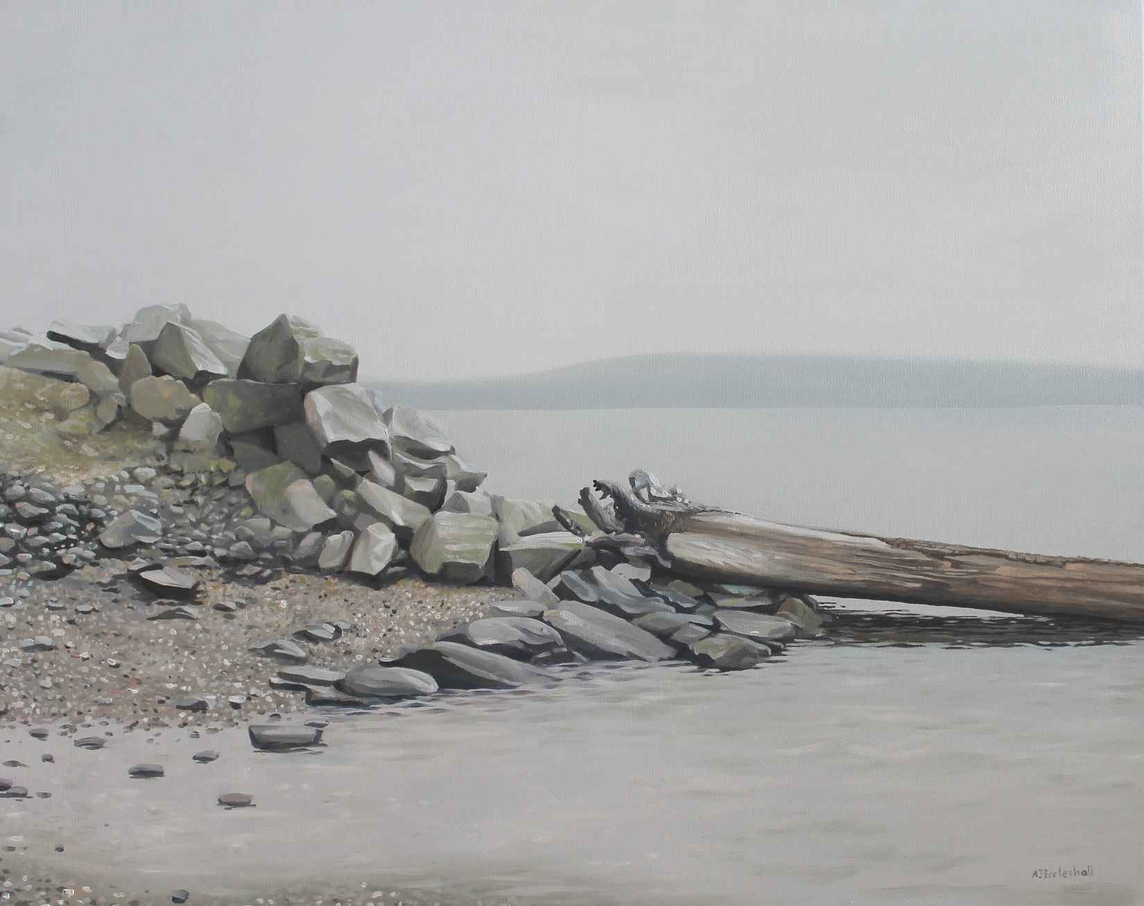 Beached by  Andy Eccleshall - Masterpiece Online