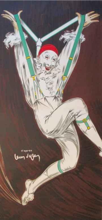 Pierrot - Filver Susp... by  Jean D'Ylen - Masterpiece Online