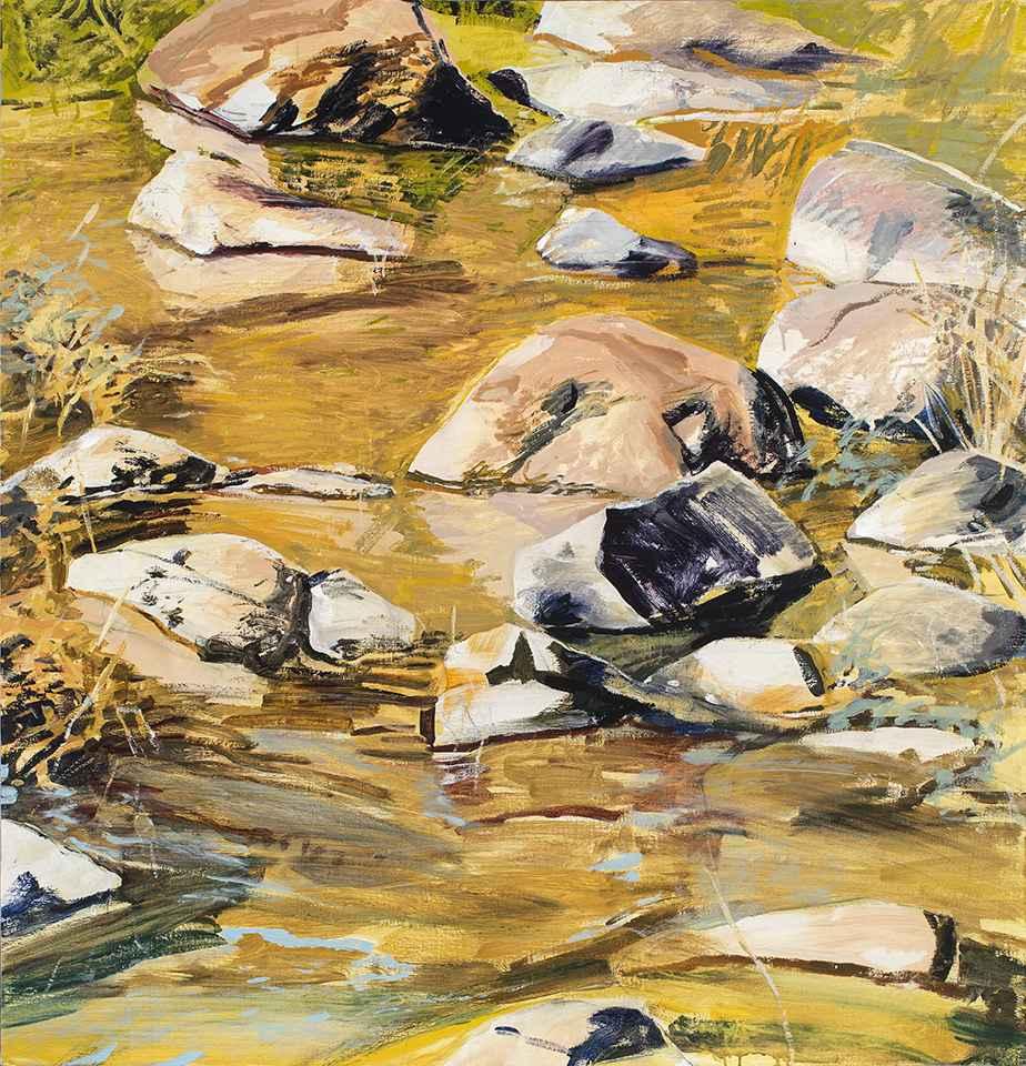 Detail: Rio Grande at...