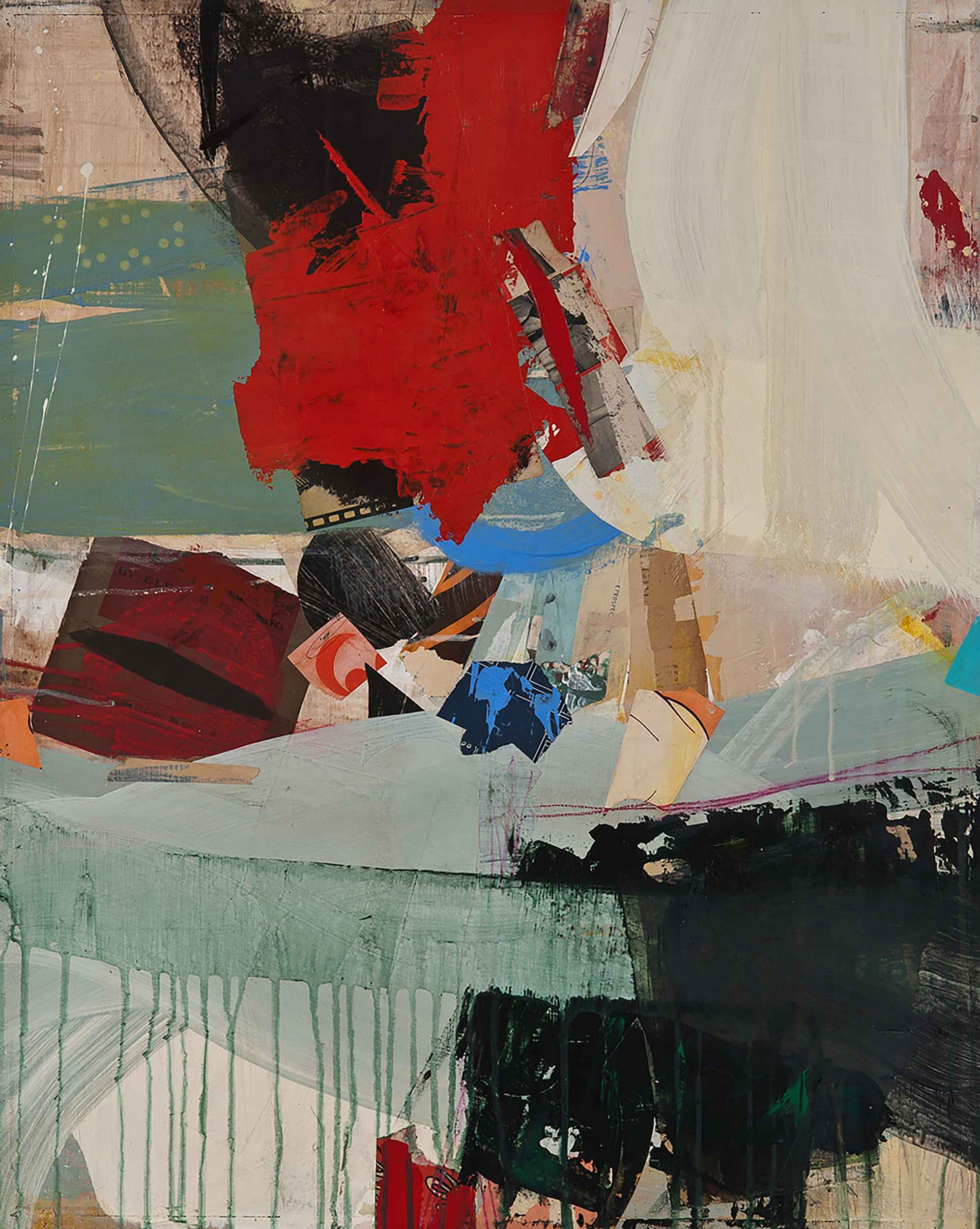 Stirring  by  Carol Gove