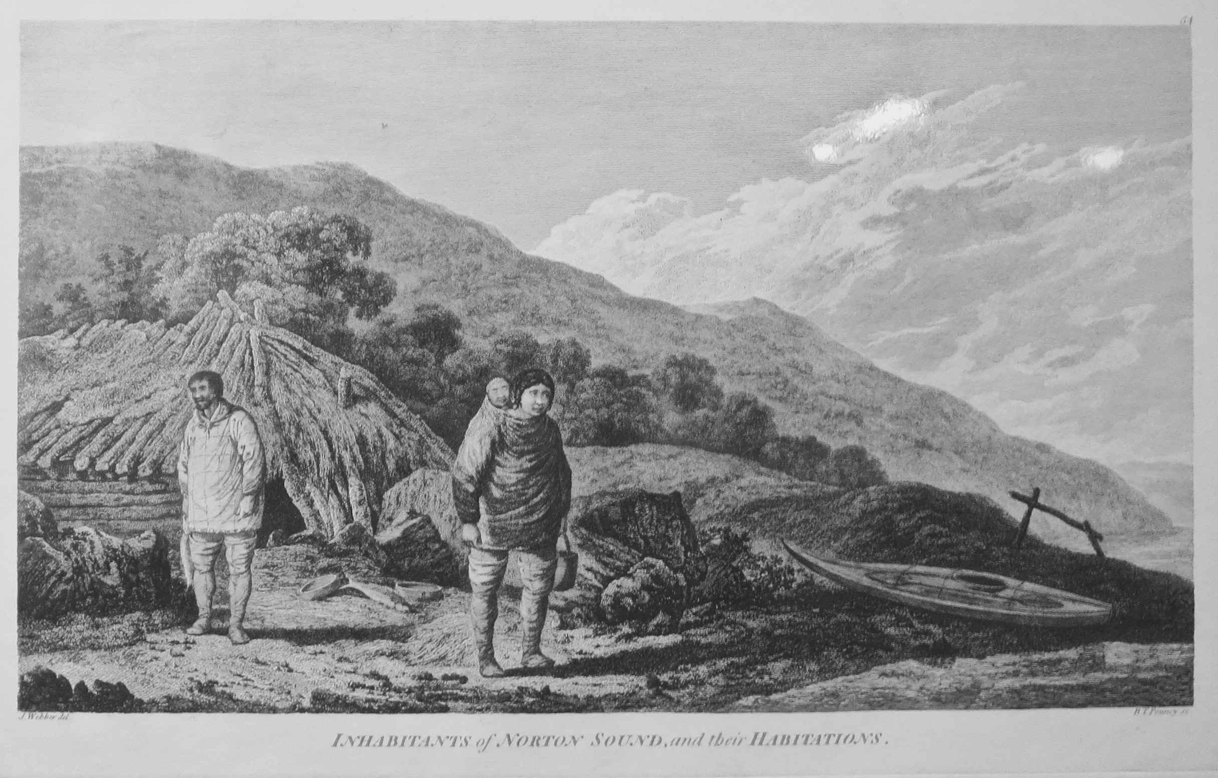 Inhabitants of Norton... by  John Webber (1752-1793) - Masterpiece Online