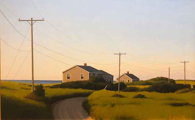 Shore Road by  Jim Holland - Masterpiece Online