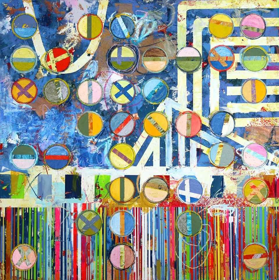FIBONACCI 389 by MRS. JYLIAN GUSTLIN - Masterpiece Online