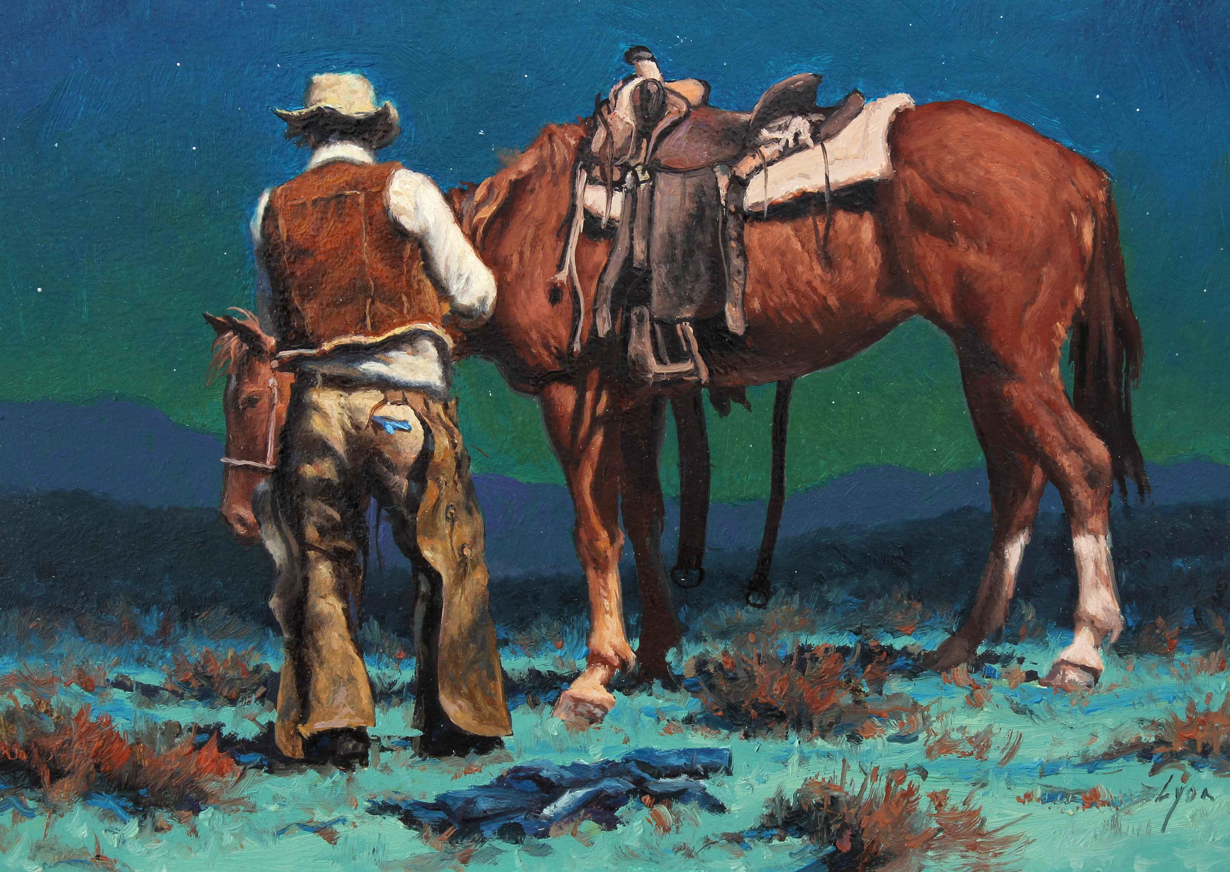Night Rider  by  Harold Lyon